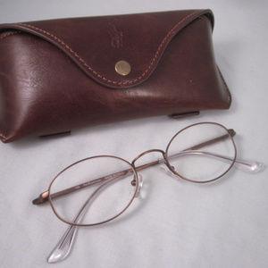 POLO RALPH LAUREN Rx Eyeglasses 279 WW9 Metal Full